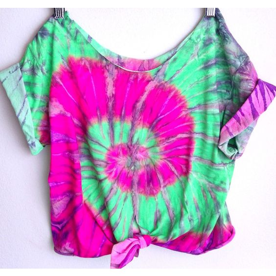 Tie Dye Crop Top Tie Dyed Tshirt Women's Tie Dyed Shirt Tumblr Tshirt... ($25) ❤ liked on Polyvore featuring tops, t-shirts, silver, women's clothing, tie-dye shirts, tye dye t shirts, tie front shirt, tye dye shirts and tie dye tee