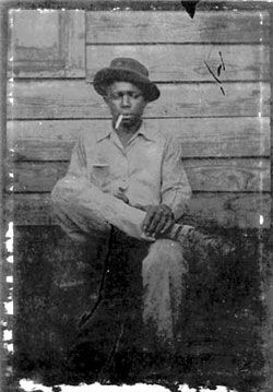 Robert Johnson - One of the most influential musicians in history.