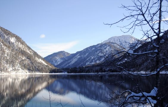 Lake Austria