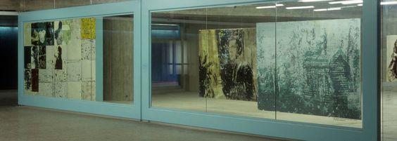 Einzel- und Gruppenausstellungen von Jess Walter