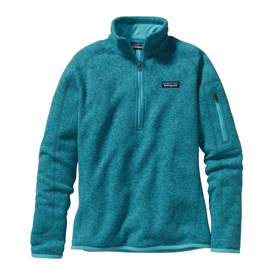 Alpine Shop | PATAGONIA Better Sweater Quarter Zip #musthave