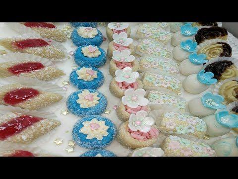 اروووع حلويات جزائرية باللوز بلمسة عصرية مقيعدات سكندرانيات دزيريات جزء1 Youtube Desserts Food