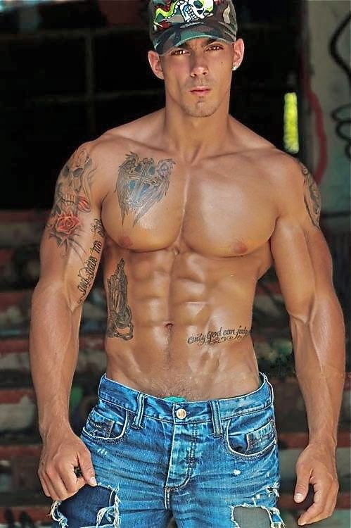 Tats and Muscles and More