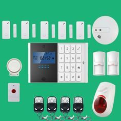 Item Description The GE Personal Security Alarm Set consists of everything you…
