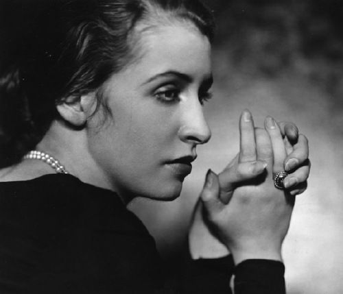 Marion Morehouse in the 1930s. Image Nikolas Murray, photo via Pinterest.