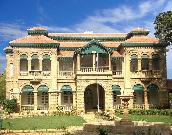 Jinnah Museum, Karachi. (By www.flickr.com/photos/90856161@N00/)