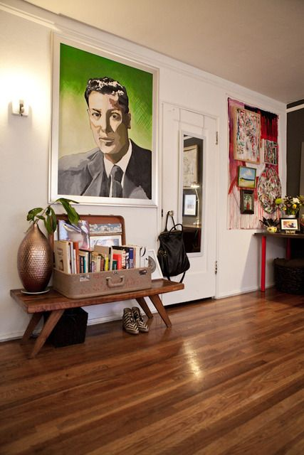 Joan Hiller House Tour - Apartment Therapy