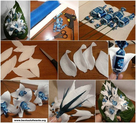 Creative creative ideas and wall hangings on pinterest for Wall hanging from waste