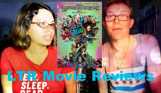 Suicide Squad - LTR Movie Reviews - Video --> http://www.comics2film.com/suicide-squad-ltr-movie-reviews/  #DC