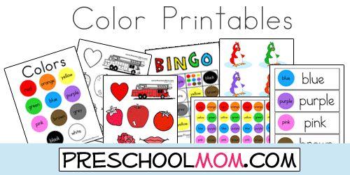 free color printables from preschool mom classroom charts bingo games file folder games. Black Bedroom Furniture Sets. Home Design Ideas
