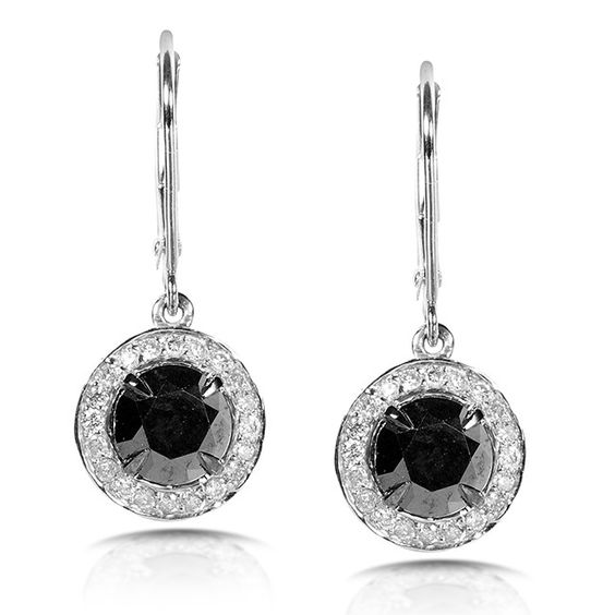 Are you thinking about purchasing Black dangle earrings? Select our great collection of Black dangle earrings with more fashionable styles at Kobelli. Visit now!