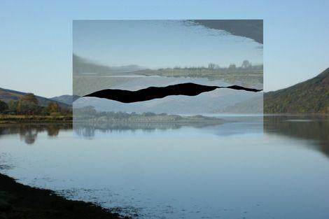 Giorgio Granozio, Double Landscape no.01 on ArtStack #giorgio-granozio #art
