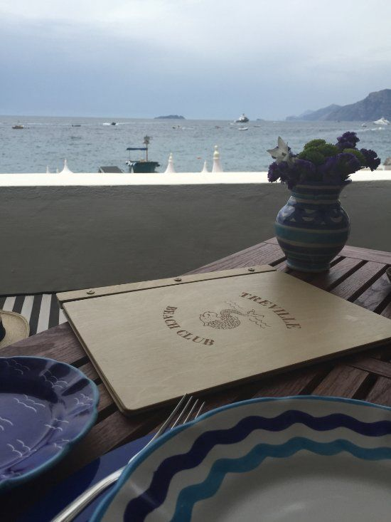 Treville Beach Club Experience Review Of Le Sirene