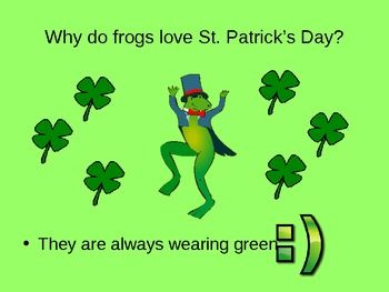 Image result for st patrick's day jokes