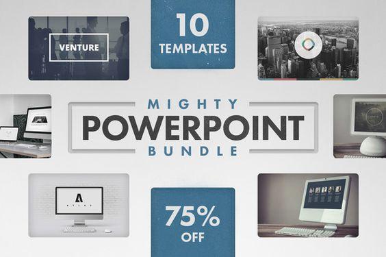 MEGA EMPIRE PowerPoint Bundle    textycafe powerpoint - timeline templates