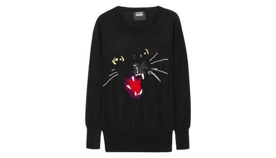 The Daily Meow – Markus Lupfer Knit Sweater
