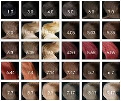 Hair Color Chart Keune For 2019 Hair Color Chart Hair Color Hair Colour Design