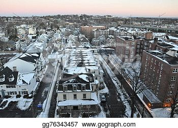 """""""Winter Storm Juno in Connecticut"""" -Connecticut Stock Photo from gograph.com"""