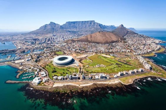 Vacanza studio Città del Capo, Sudafrica