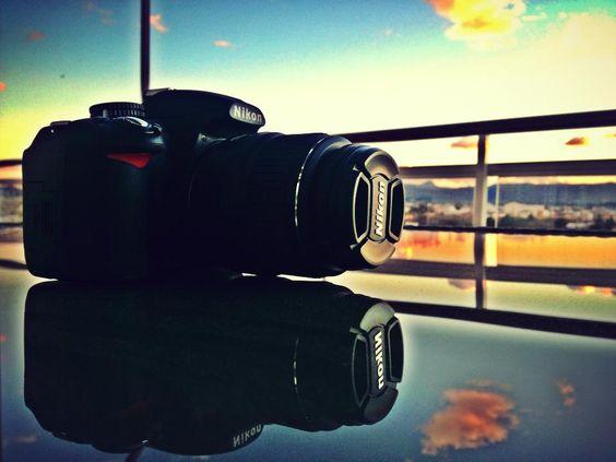My #nikon D3100. I love it!