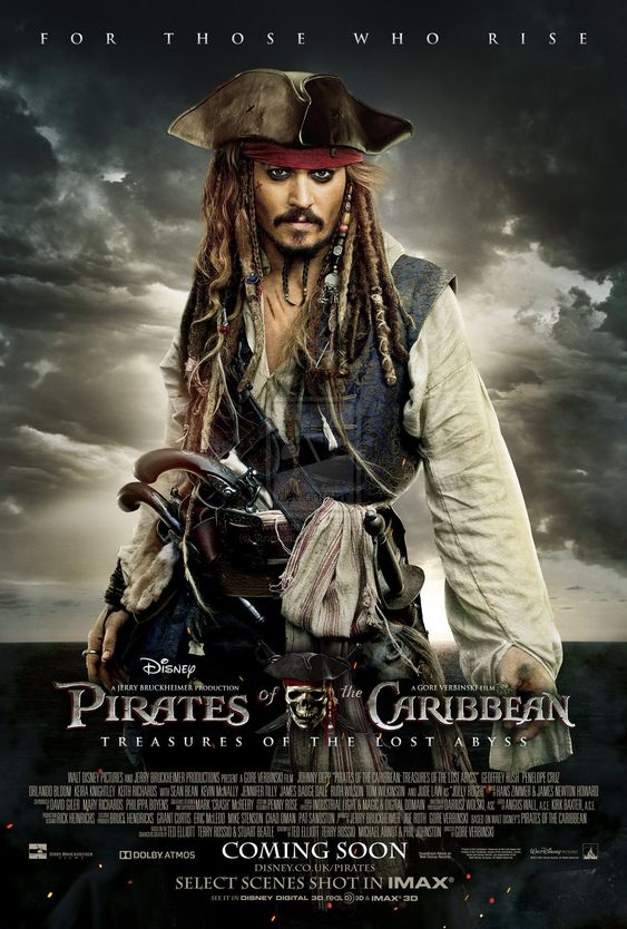 Pirates of the Caribbean: Dead Men Tell No Tales 2017 Worldfree4u – Full Movie Dual Audio BRRip 720P English ESubs