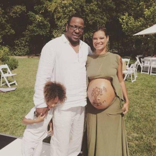 Alicia Etheredge Massive Tattoo Bobby Brown New Wife Bobby