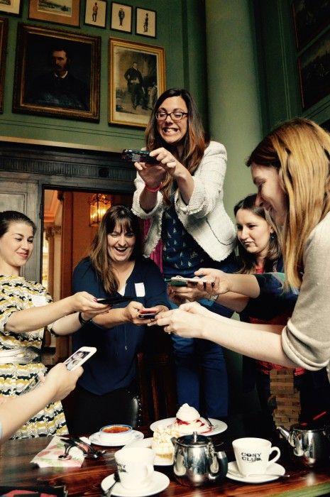 Making Blogging Social. Blognic Bristol