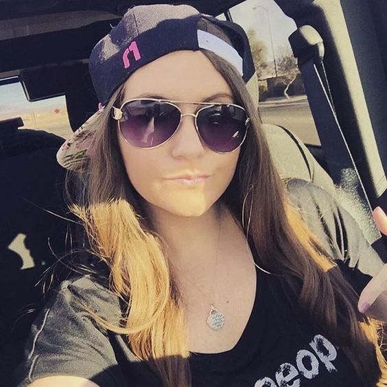 #Repost @karakemerson with @repostapp. ・・・ Rollin in the jeep with my #breeops shirt. Guys this shirt is seriously awesome and super comfy! Go to my good friend @breeolson website: www.officialbreeolson.com to get one! You're welcome. 💖💖💖 I LOVE YOU KARA!!! Looking so awesome in that Jeep! #Rideordie