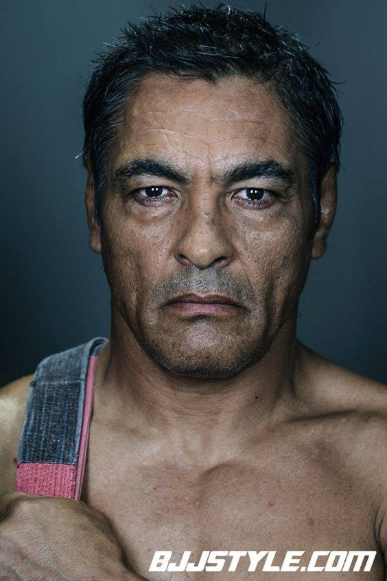 Rickson Gracie | L B.Fight club lifestyle | Pinterest