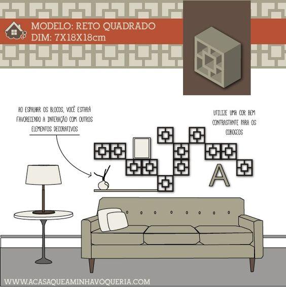 05 layouts para utilizar o cobogó na sua decoração