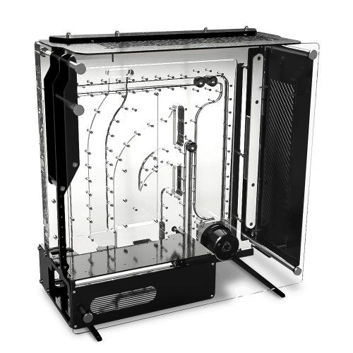 Singularity Computers Spectre Case Has A Water Cooling