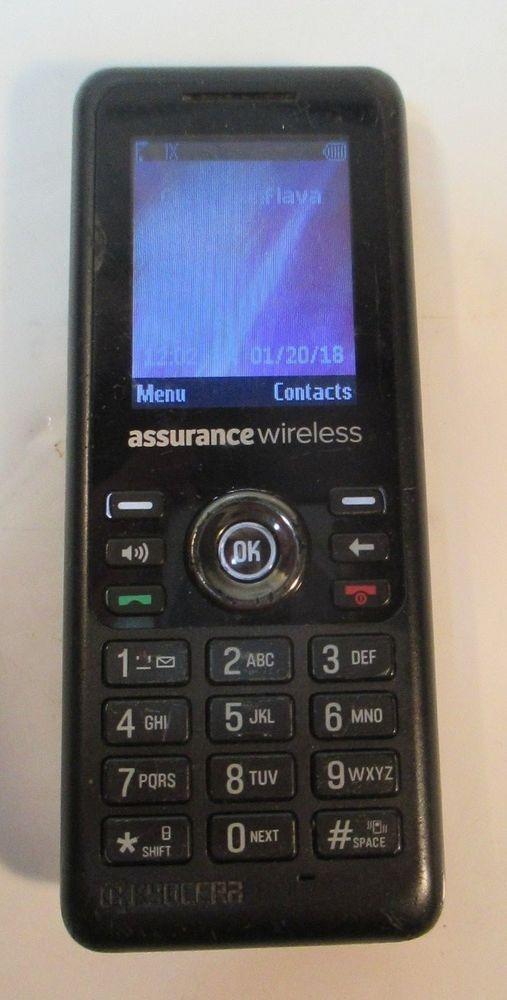 Kyocera Assurance Wireless Jax S1300 Cdma Melo Cellular Bar