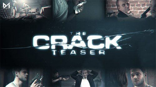Crack Teaser - Project for After Effects (Videohive)