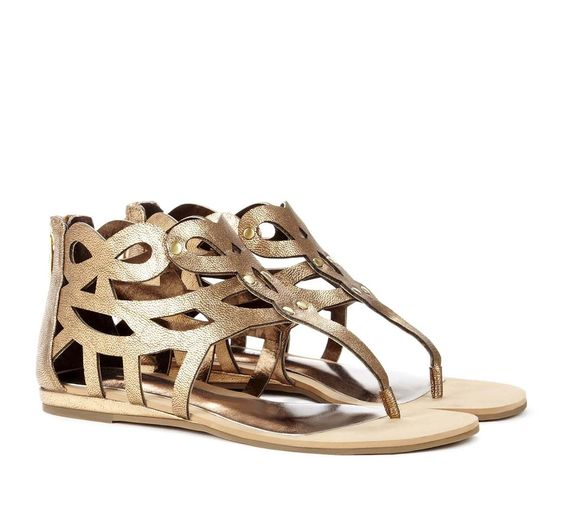 Sole Society Julianne Hough - Cut out sandals - Kinsley