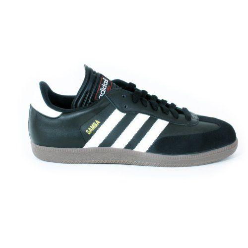 adidas Men\u0027s Samba Classic Soccer Shoe,Black/Running White,10.5 M at  http://suliaszone.com/adidas-mens -samba-classic-soccer-shoeblackrunning-white1\u2026