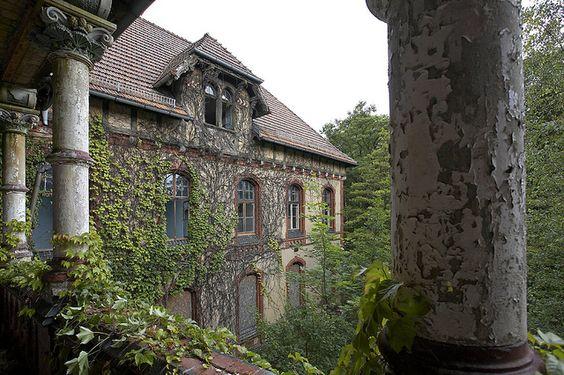 Alte Beelitz Heilstätten
