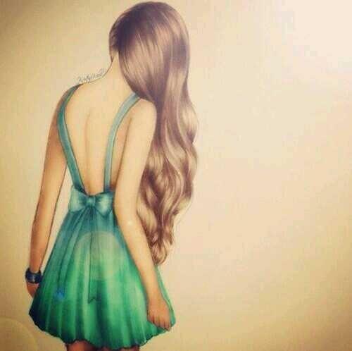 art, cabello, colors, cool, cut, dibujo, fashion, girl, like, photography