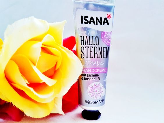 Isana Hallo Sternenglanz Handcreme Review