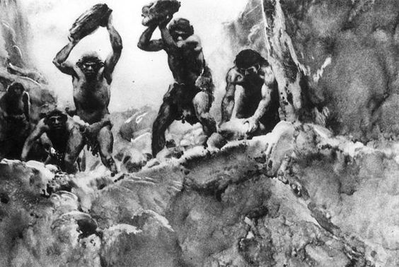 The rise of caveman politics