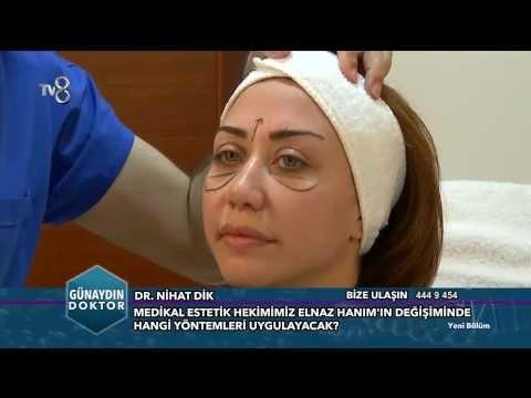 Dr Nihat Dik Gunaydin Doktor 31 03 2017 Yuz Inceltme Ve Kas Arasi Botoksu Youtube Doktorlar Yuzler Cilt Bakimi