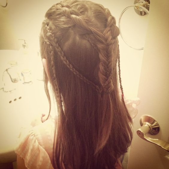 emma stone hairstyle : hairstyles elven hairstyles medieval hairstyle fantasy hairstyles ...