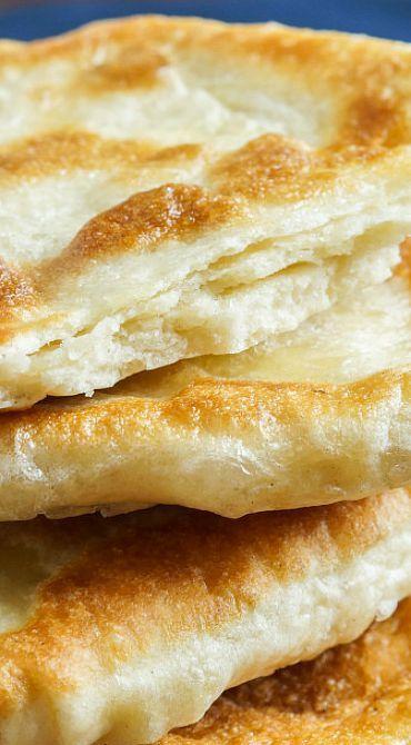 Rgaïf- Msemen (Moroccan Flat Bread)