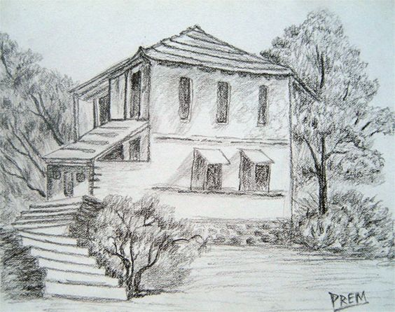 Enchanting Easy Landscape Drawings For Beginners on Architecture ...