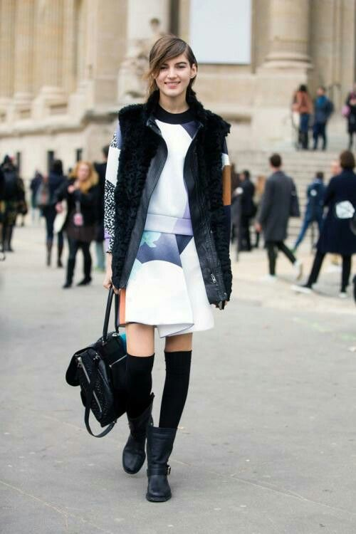 LOVE or NOT? STYLE BY MODELS >> http://t.co/FOJQOGpYfe  #streetstyle #OOTD #outfit #style #model  http://t.co/9NOiwmVLkN