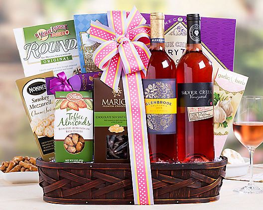 From wine country gift baskets