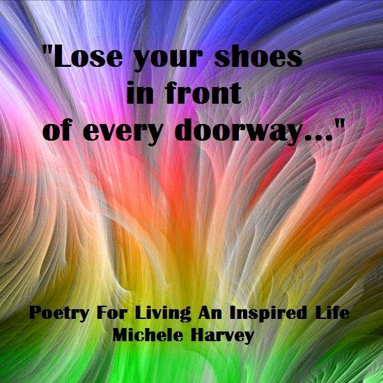 """""""Poetry For Living An Inspired Life: Poems as Spiritual Meditation,"""" an excerpt from, """"Pilgrimage,"""" a poem in the book.  #books #poetry"""