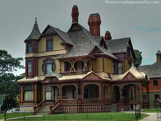 The historic hackley home next to the hume residence in for House builders in michigan