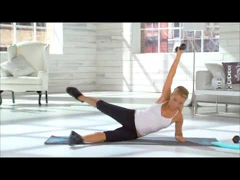 Ta Meta Omni Youtube Outer Thigh Workout Tracy Anderson Daily Workout