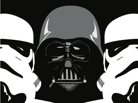 darth vader and co