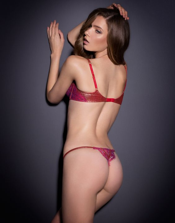 Agent provocateur and Thongs on Pinterest